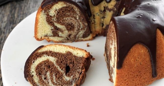 Cel mai bun Chec de post cu ciocolata si vanilie – nici nu zici ca nu are lapte si oua