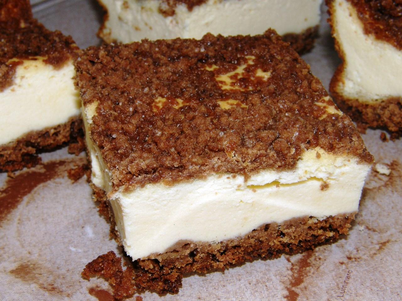Cea mai buna si mai sanatoasa prajitura cu branza de vaci. Lumea ii spune prajitura SANDVIS